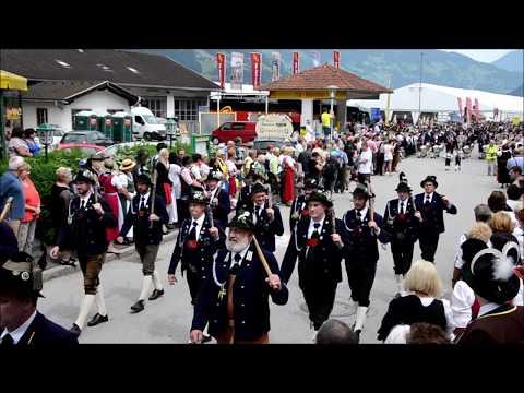 Alpenregionsfest Mayrhofen, Festumzug 27.05.2018