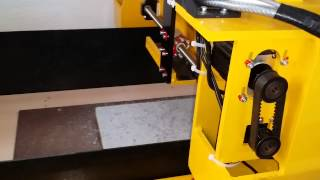 Diy Cnc Router Fast And Sturdy, First Build