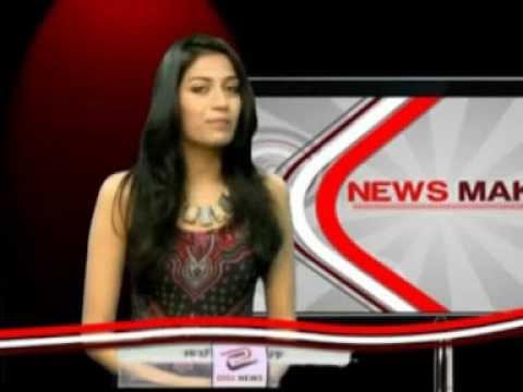 MISS ASIA HIMANGINI SINGH @ newsmakers, digi news, indore 17 aug 2012