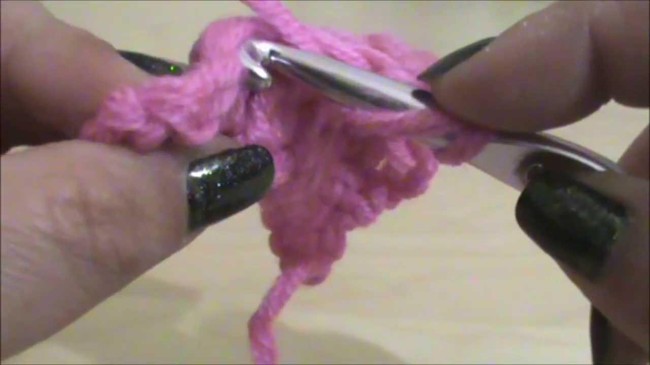 b320b50727 Βασικές πλέξεις για το βελονάκι - Ποδαράκι - YouTube