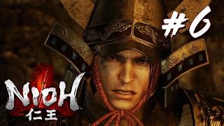 #6 奪取守護靈的男人 - 假立花宗茂 《Nioh 仁王》PS4 獨佔大作