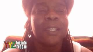 Pad Anthony Toronto Reggae Jingle 2014