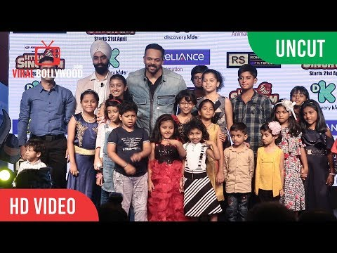 UNCUT - Little Singham Animation Movie Launch | Rohit Shetty | Discovery Kids