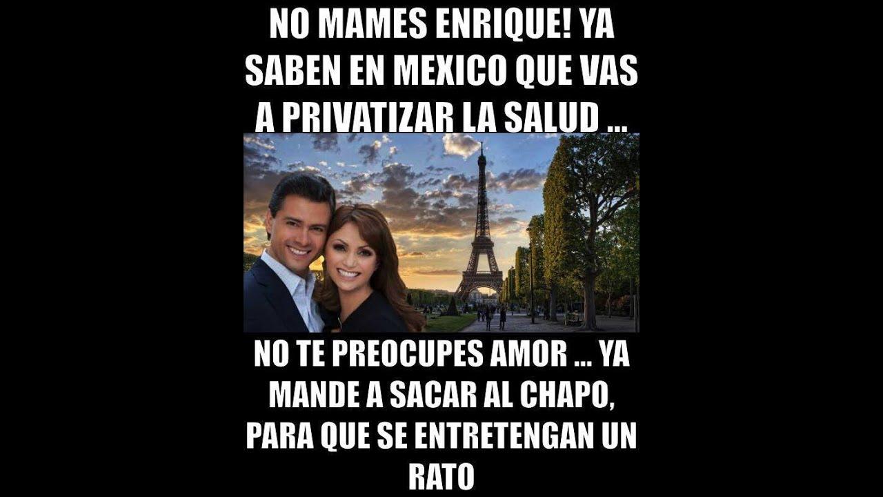 Los Mejores Memes Del Chapo Guzmán Youtube