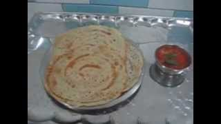 Simple Adai Or Ada Dosa In Malayalam