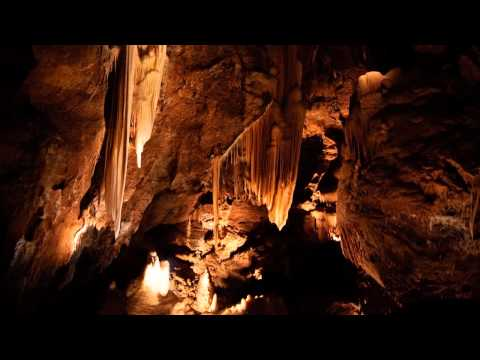 Jenolan Caves, Blue Mountains Region, Australia