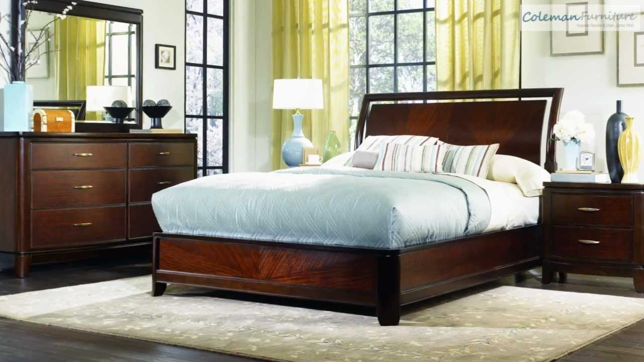 boulevard platform bedroom collection from legacy classic coleman furniture online