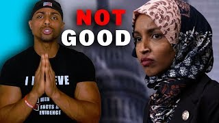 Rep.  Ilhan Omar is Concerning
