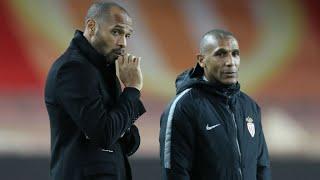 نادي موناكو يوقف مدربه تيري هنري ويقترب من التعاقد مع سلفه ليوناردو جارديم
