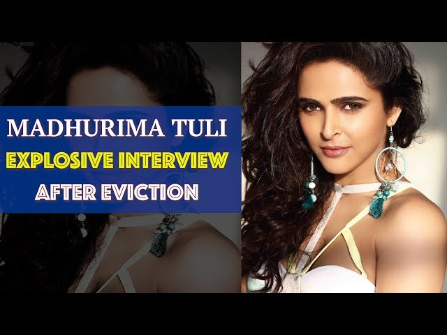 Bigg Boss 13 | Madhurima Tuli EXPLOSIVE Interview After Eviction | BEST & WORST Contestant