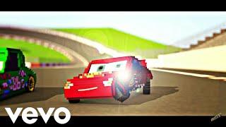 Cars 3 Minecraft (Music Video) HD!