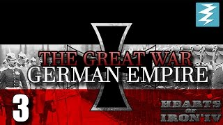 THE WAR TO END ALL WARS [3] The Great War Mod - Hearts of Iron 4 HOI4 Paradox Interactive