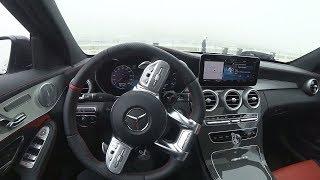 2019 Mercedes AMG C63S Sedan- Tedward POV Track Drive