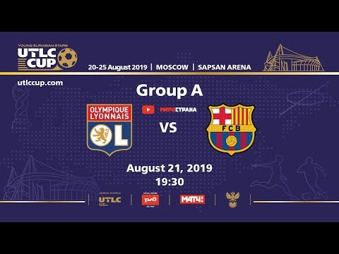 Olympique Lyonnais (France) Vs Barcelona (Spain). 2019 UTLC Cup. Group A.