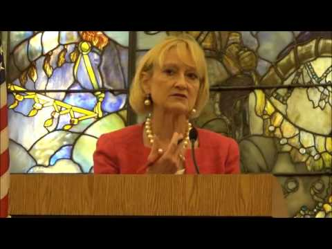 Varsha Kakaraparti American Red Cross Inspiring Leadership Contribution Panel