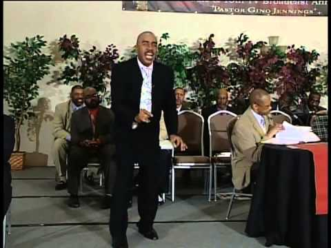 Pastor Gino Jennings Truth Of God Broadcast 952-954 Part 2 Of 2 Raw Footage!