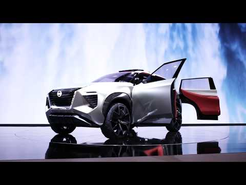 Nissan Xmotion SUV crossover | OpenEye Automobile