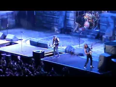 Iron Maiden Concerto Milano 2016