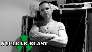 RICKY WARWICK - Growing up in Belfast (INTERVIEW)