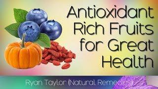 Top 16 Fruits High in Antioxidants