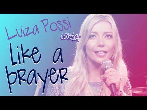 Luiza Possi - Like A Prayer Madonna  Lab LP