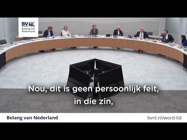 Kadaverdiscipline bij de VVD   06-10-2021