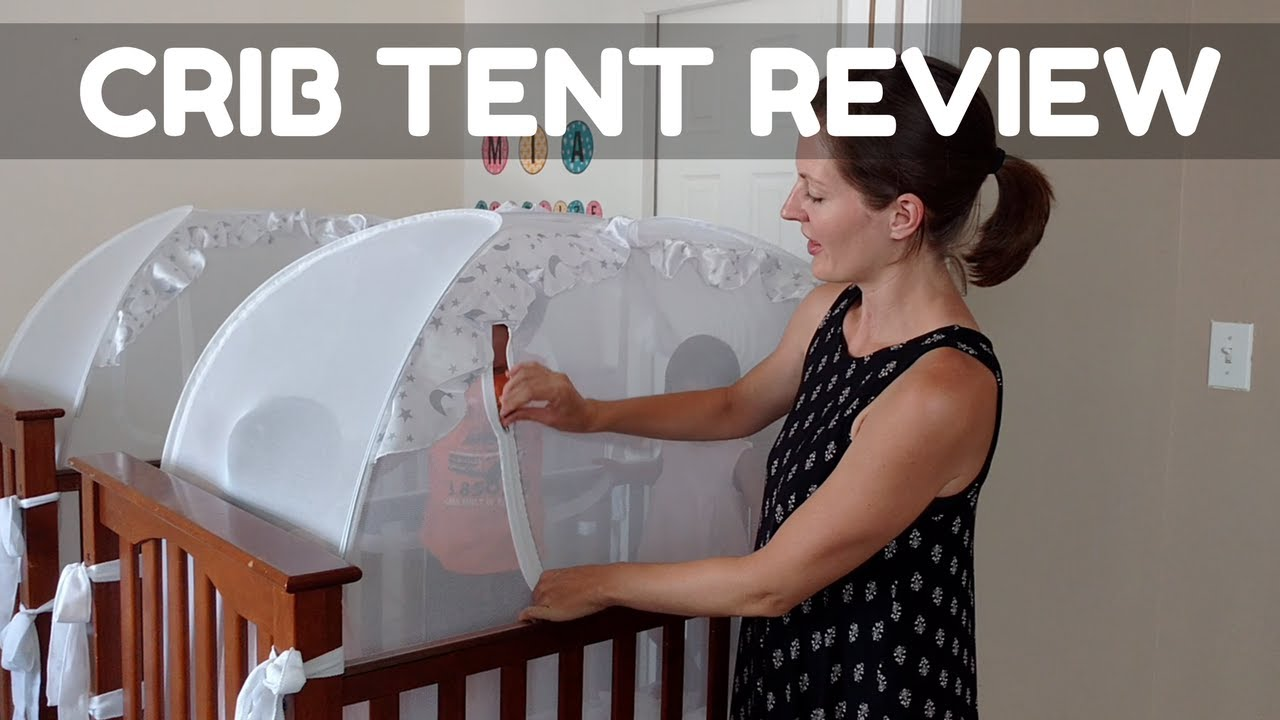 Crib Tent Review | Keep Your Toddler From Escaping the Crib!  sc 1 st  YouTube & Crib Tent Review | Keep Your Toddler From Escaping the Crib! - YouTube