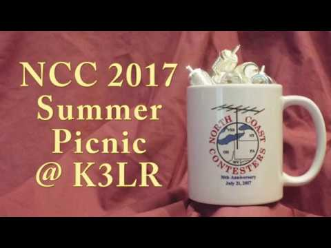 North Coast Contesters (NCC) Summer 2017 Picnic @ K3LR