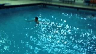 Baban O_O Kurdish Swimming 24/1/2014 at:16:22
