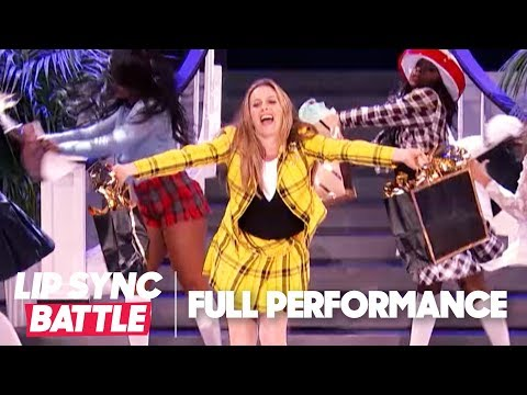 "It's Alicia Silverstone's Turn to Perform ""Fancy"" by Iggy Azalea ft. Charli XCX 