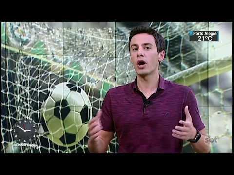 Bloco de esportes : SBT Notícias 21.12.2017