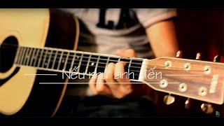 Văn mai hương - Nếu như anh đến acoustic cover by Toan Huy