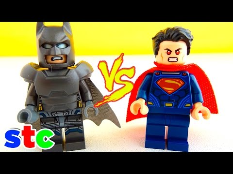 LEGO DC Comics Batman v Superman Choque de Heroes