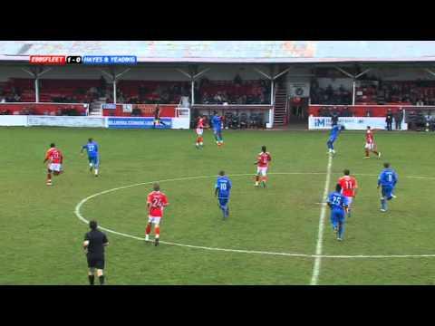 Ebbsfleet United - Hayes & Yeading