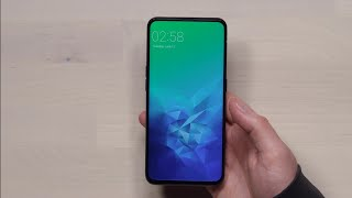 Oppo Find X Full Hands on Review | Future Smartphone