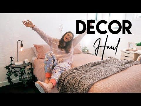 ROOM DECOR HAUL 2018 | KMART, IKEA, ADAIRS | Rylie Lane