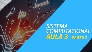 Curso Informática Básica ‹ Aula 3 - PT 2 › Sistema Computacional