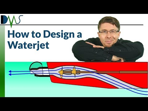 HOW TO DESIGN A WATERJET:  Basic Best Practices for Waterjets