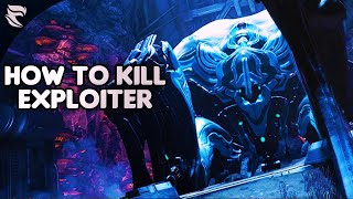 Warframe: How to defeat the Exploiter Orb and farm Hildryn