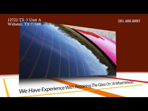 Windshield Repair in Webster, TX | Clear Lake Auto Glass
