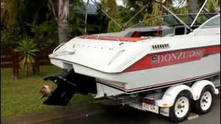 Half Cabin Cruiser For Sale Gold Coast Australia 2012