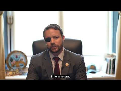 Texas Congressman Dan Crenshaw on Why He Opposed the Climate Action Now Act