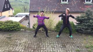 Gente de Zona - Si No Vuelves - Zumba fitness Petra Tojmarova