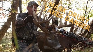 """The Biggest Buck of Mark Drury's Life - The Story of a 217"""" Named Danger"""