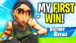 GETTING A DEFAULT HIS FIRST WIN (He's so Nice)