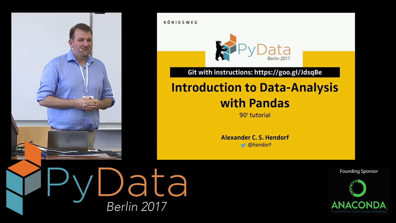 Image from Introduction to Data-Analysis with Pandas