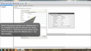 ZKBiosecurity 3.0 conexion a base de datos POSTGRESQL