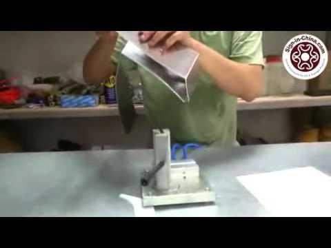 Alumimum Channel Letter Making Starter Sets