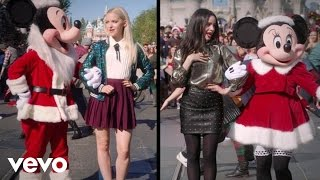 Dove Cameron, Sofia Carson, Cameron Boyce, Booboo Stewart - Jolly To The Core