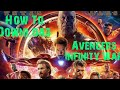 Apne mobile par Avenger Infinity war latest Hollywood movie kaise download kare In HD